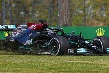 Formel 1 Ticker-Nachlese Imola: Stimmen zu den Crash-Trainings