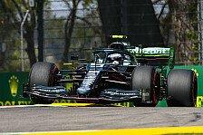 Formel 1, Vettel schöpft Hoffnung: Nur bisschen der Wurm drin