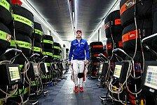 Wieder Rüpel und Crash, Mazepin gesteht: F1 heftig für mich