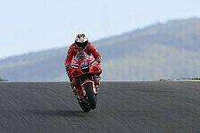 MotoGP Portimao: Miller nach Feuer auf P1, Marquez abgeschlagen