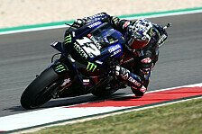 MotoGP Assen: Maverick Vinales mit Bestzeit im 1. Training