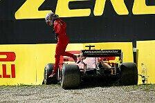 F1, Leclerc trotz Unfall euphorisch: Pace schwer zu glauben