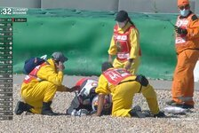 MotoGP - Jorge Martin: Mehrere Knochenbrüche, Operation nötig