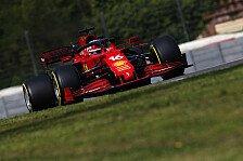 Formel 1 - Video: Formel 1: Leclercs Helm für das Ferrari-Heimspiel in Imola