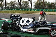 Formel 1, Yuki Tsunoda zerlegt AlphaTauri: Das sieht übel aus