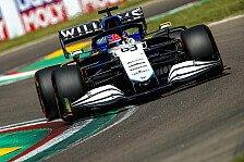 Formel 1 Imola, Russell zaubert: Maldonado-Moment & fast Q3