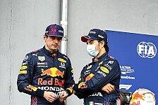 Formel 1 Imola, Verstappen nach Fehler nur P3: Bin kein Roboter