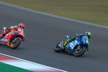 MotoGP-Zoff zwischen Mir und Marquez nach Psychospielchen