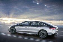 Mercedes EQS: Eine Elektro-S-Klasse der Superlative