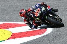 MotoGP Portimao: Sturzorgie im Rennen, Fabio Quartararo siegt