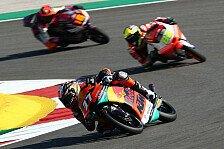 Moto3-Bummelei: Peter Öttl sauer auf FIM-Stewards