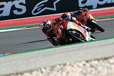 Moto3 Portimao: Super-Rookie Acosta siegt erneut