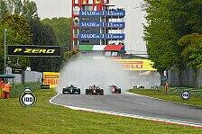 Formel 1 - TV-Quoten Imola: Sky verliert bei RTL-Comeback