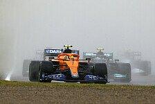 Formel 1, McLaren: Lando Norris überragt dank Daniel Ricciardo