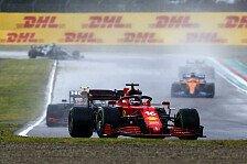 Formel 1, Leclerc im Chaos: Kein Funk, Setup kostet Podium