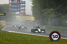 Formel 1, Russell entschuldigt sich für Attacke nach Unfall