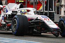 Formel 1, Schumacher trotz Crash & Regel-Irrtum vor Mazepin