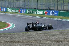 Formel 1, Hamilton zu ungeduldig: Nur von Bottas-Crash gerettet