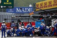 Formel 1 - Video: So arbeitet ein Formel-1-Mechaniker beim Schumacher-Team
