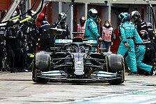 Formel 1, Mercedes hadert mit Reifen: Wird Stärke zur Schwäche?