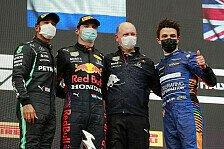 Formel 1 2020: Emilia Romagna GP - Atmosphäre & Podium