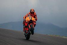MotoGP-Gerücht: Interesse an Petrucci aus der Superbike-WM
