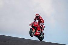 Francesco Bagnaia: In Aragon endlich erster MotoGP-Sieg?