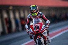 Moto3: Sergio Garcia muss nach Crash in Austin aussetzen