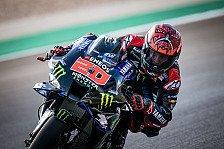 MotoGP-Analyse: Quartararo zermürbt Rins in Portimao
