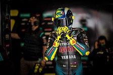 Valentino Rossi dankt MotoGP-Legende Schwantz für Zuspruch