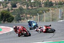 MotoGP Portimao 2021 - Die Reaktionen zum Rennsonntag