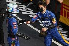 Formel 1, Norris: Was Sainz besser gemacht hat als Ricciardo