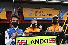 Formel 1 - Video: Von Patzer zu Podium: So erlebte Lando Norris Imola 2020