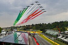 Formel 1 2021: Emilia Romagna GP - Rennen
