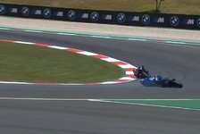 MotoGP - Alex Rins: Warum er trotz Portimao-Sturz glücklich ist