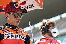 MotoGP - Ärzte bremsen Marc Marquez ein: So geht es weiter