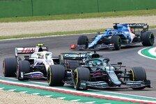 Mick Schumacher erlebt Imola-Flashback: Schumi vs. Alonso