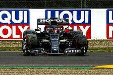 Formel 1, AlphaTauri: Anschluss an McLaren & Ferrari verloren