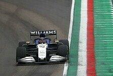 Formel 1, Williams: Zwei Unfälle, keine Punkte, aber glücklich