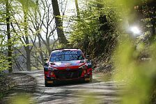 WRC 2021: Rallye Kroatien 2021 im News-Ticker