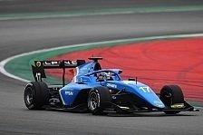 Formel 3 Test Barcelona: Schumacher im Mittelfeld, Martins top