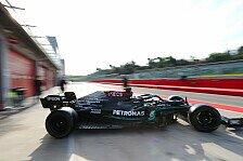 Formel 1 - Video: Mercedes: Anthony Davidson pilotiert den W12 in Silverstone