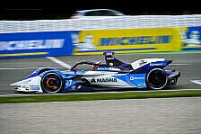 Formel E Valencia: BMW-Rookie auf Pole, Lotterer verliert P2
