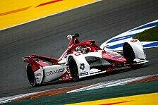 Formel E: Dragon präsentiert Mexiko-Ersatzmann für Nico Müller