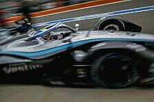 Formel E: Stoffel Vandoorne verliert Valencia-Pole nach Strafe