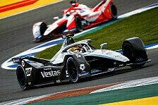 Formel E: Vandoorne-Pole im extrem engen Valencia-Qualifying