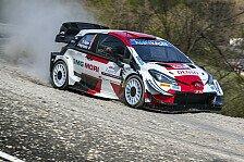 WRC Rallye Kroatien 2021: Sebastien Ogier gewinnt Thriller