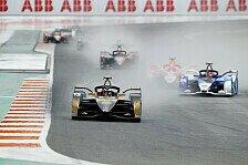 Formel E, Valencia: Rekordquote für Sat.1 nach Samstags-Chaos