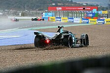 Formel E - Video: Formel-E-Farce in Valencia: Highlights des Chaos-Rennens