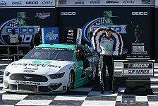NASCAR 2021: Fotos Rennen 10 - Talladega Superspeedway